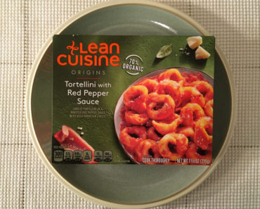Lean Cuisine Origins Tortellini with Red Pepper Sauce
