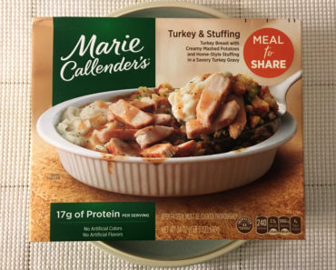 Marie Callender's Turkey & Stuffing Meal to Share