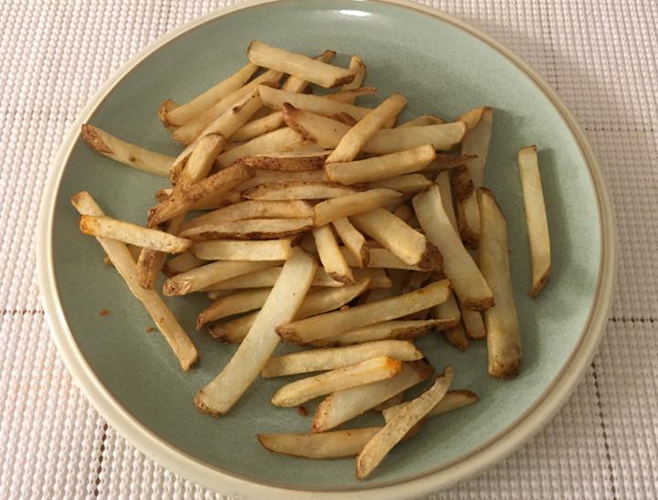 Trader Joe's Handsome Cut Potato Fries