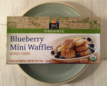 365 Everyday Value Blueberry Mini Waffles