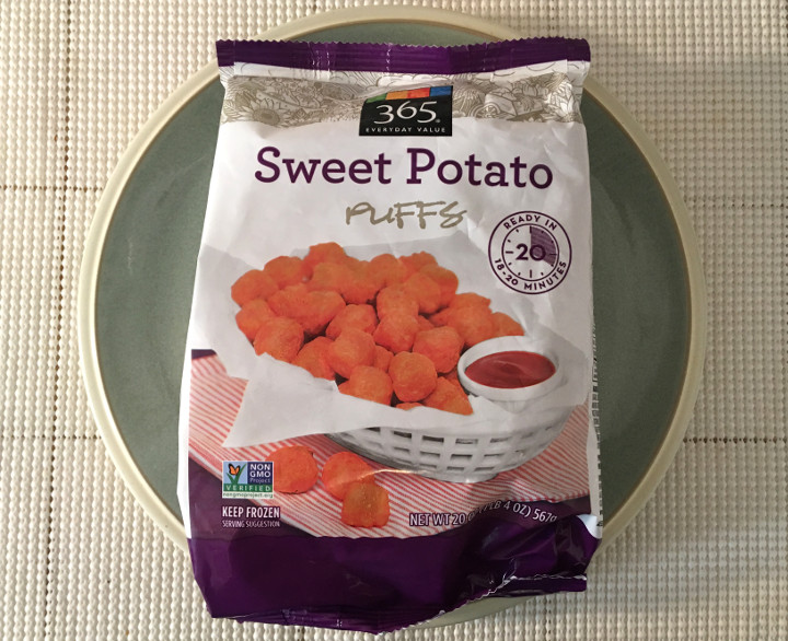 365 Everyday Value Sweet Potato Puffs