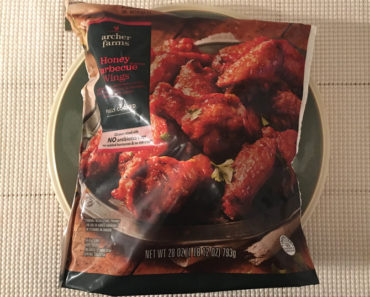 Archer Farms Honey Barbecue Wings Review