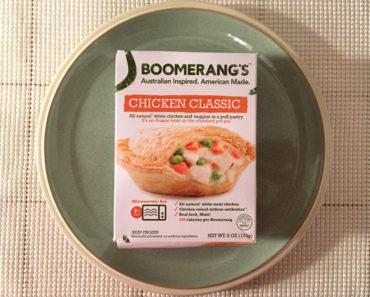 Boomerang's Chicken Classic Pie