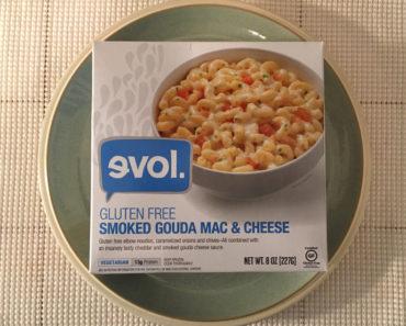 Evol Gluten Free Smoked Gouda Mac & Cheese