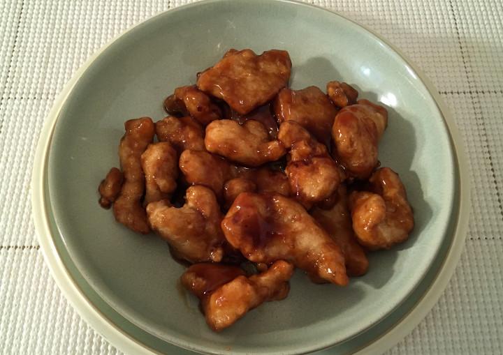 InnovAsian Crispy Kung Pao Chicken