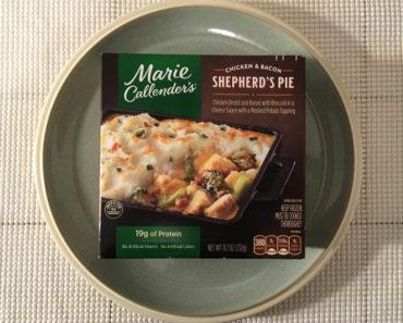Marie Callender's Chicken & Bacon Shepherd's Pie