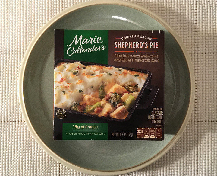 Marie Callender's Chicken & Bacon Shepherd's Pie