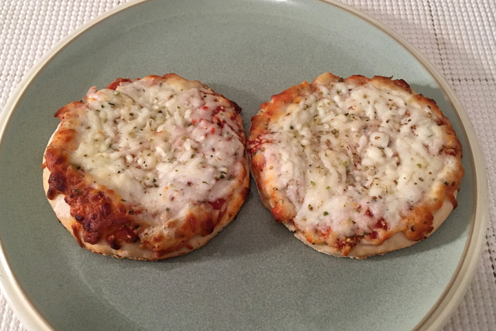 Trader Joe's Bambino Pizza Formaggio