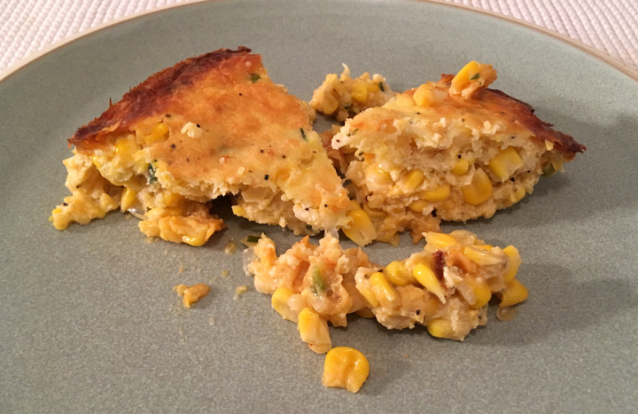 Trader Joe's Savory Corn Pie