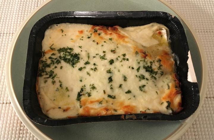 Trader Joe's Shrimp Scampi Lasagna