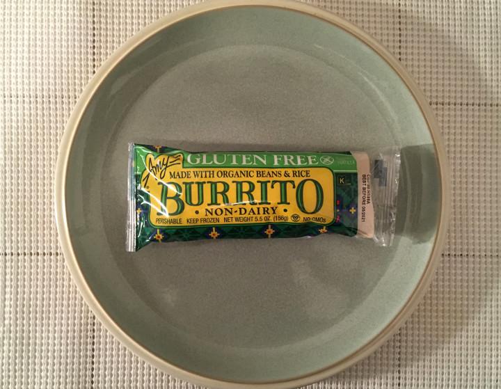 Amy's Gluten Free Non-Dairy Burrito