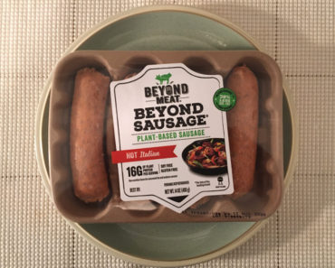 Beyond Meat Beyond Sausage Hot Italian Brats