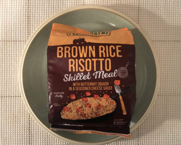 Fresh Thyme Brown Rice Risotto Skillet Meal