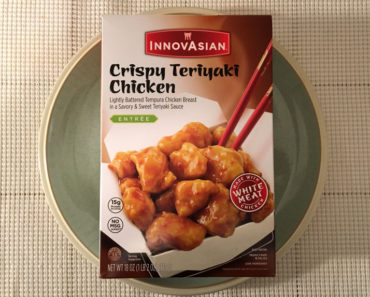 InnovAsian Crispy Teriyaki Chicken