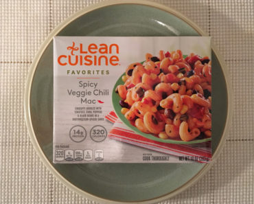 Lean Cuisine Favorites Spicy Veggie Chili Mac