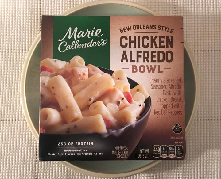 Marie Callender's Alfredo Chicken Bowl