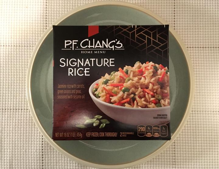 PF Chang's Home Menu Signature Rice