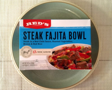Red's Steak Fajita Bowl