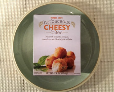 Trader Joe's Herbaceous Cheesy Bites