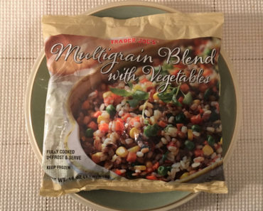 Trader Joe's Multigrain Blend with Vegetables