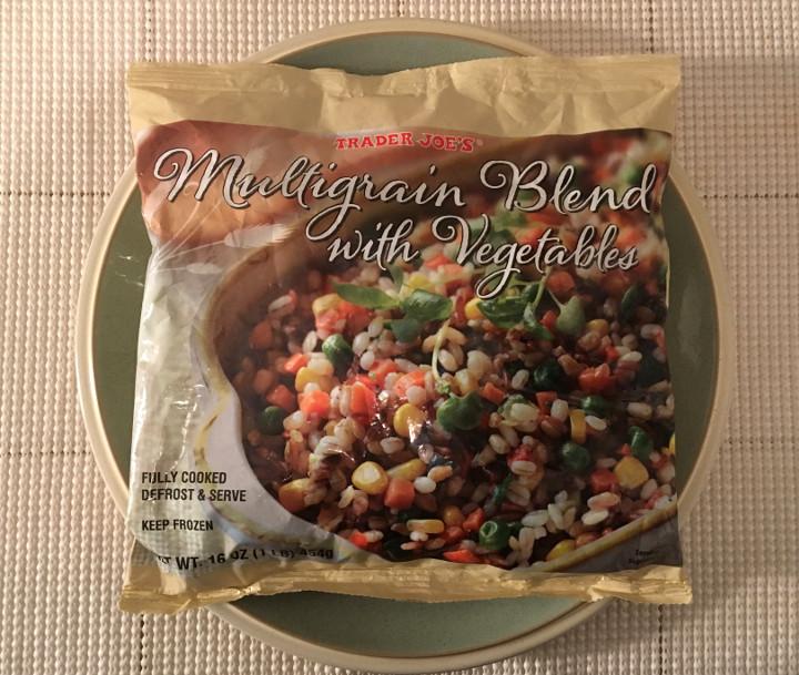 Trader Joe's Multigrain Blend with Vegetables
