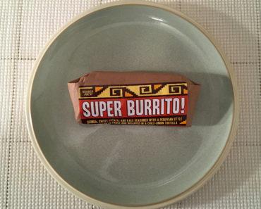 Trader Joe's Super Burrito!
