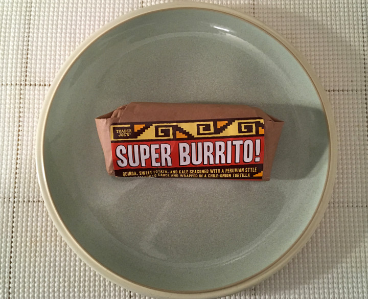 Trader Joe's Super Burrito!