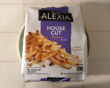 Alexia House Cut Fries with Sea Salt Review