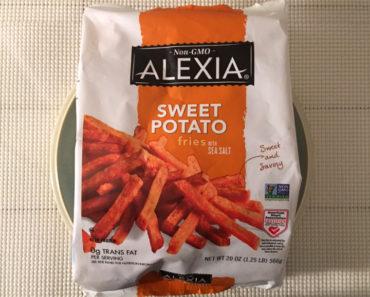 Alexia Sweet Potato Fries with Sea Salt Review