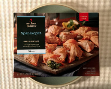 Archer Farms Spanakopita