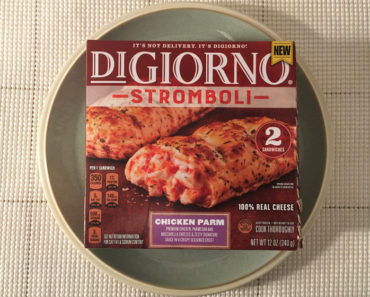 DiGiorno Chicken Parm Stromboli