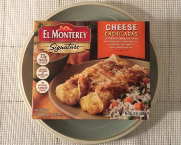 El Monterey Cheese Enchiladas