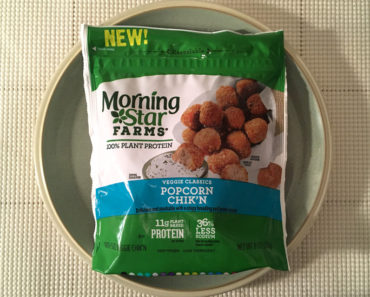Morningstar Farms Veggie Classics Popcorn Chik'n Review