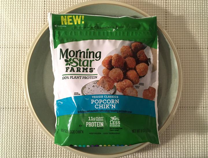 Morningstar Farms Veggie Classics Popcorn Chik'n