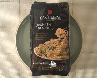 PF Chang's Home Menu Drunken Noodles