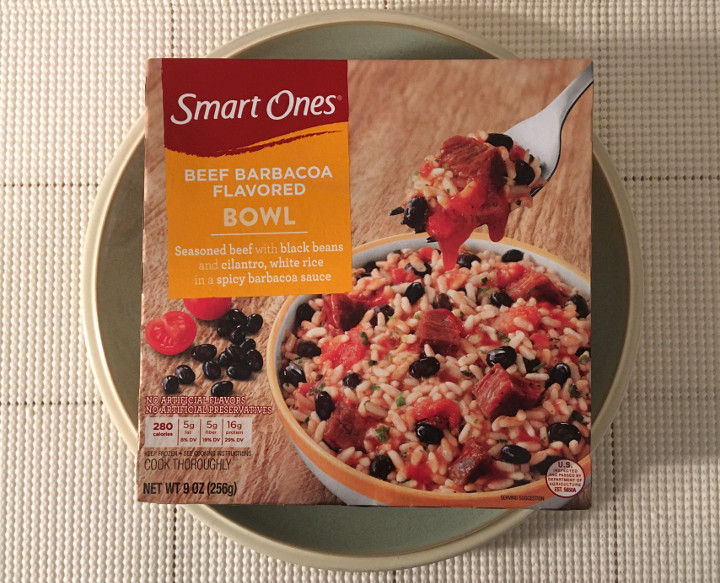 Smart Ones Beef Barbacoa Flavored Bowl