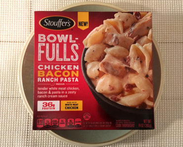 Stouffer's Bowl Fulls: Chicken Bacon Ranch Pasta