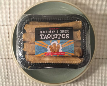 Trader Joe's Black Bean & Cheese Taquitos