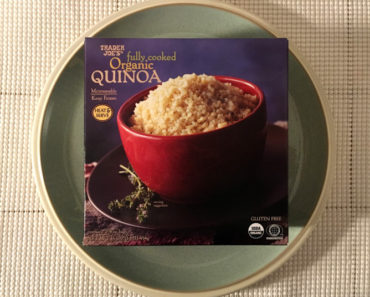 Trader Joe's Fully Cooked Organic Quinoa