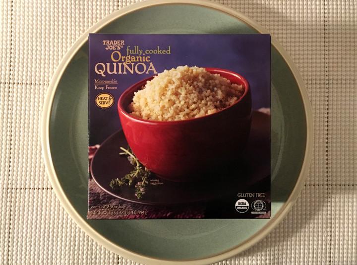 Trader Joe's Fully Cooked Organic Quinoa