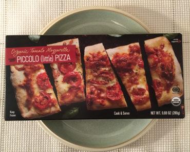 Trader Joe's Organic Tomato Mozzarella Piccolo (Little) Pizza