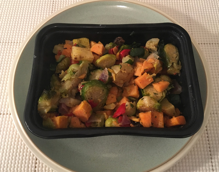 Trader Joe's Roasted Vegetables Simply Dressed with Garlic and Herbs