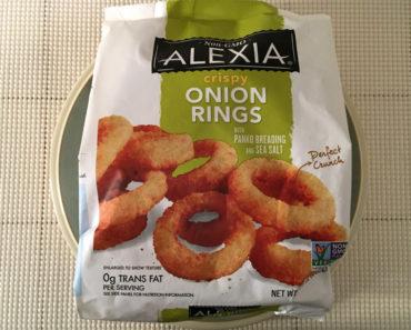 Alexia Crispy Onion Rings Review