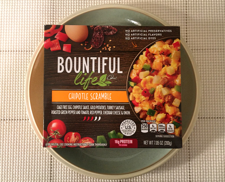 Bountiful Life Chipotle Scramble