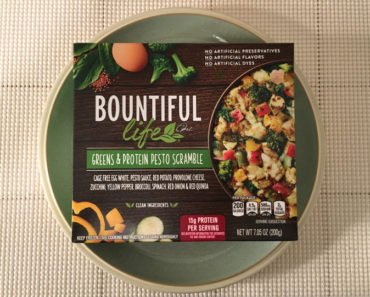 Bountiful Life Greens & Protein Pesto Scramble