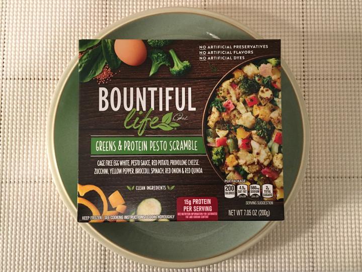 Bountiful Life Greens & Protein Pesto Scramble