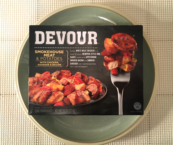 Devour Smokehouse Meat & Potatoes with Chicken, Sausage & Bacon