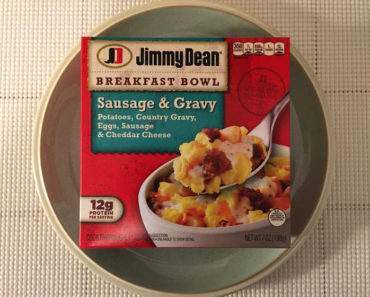 Jimmy Dean Sausage & Gravy Breakfast Bowl