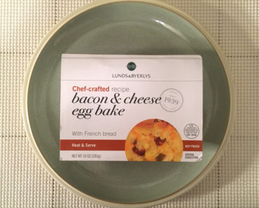 Lunds & Byerlys Bacon & Cheese Egg Bake Review