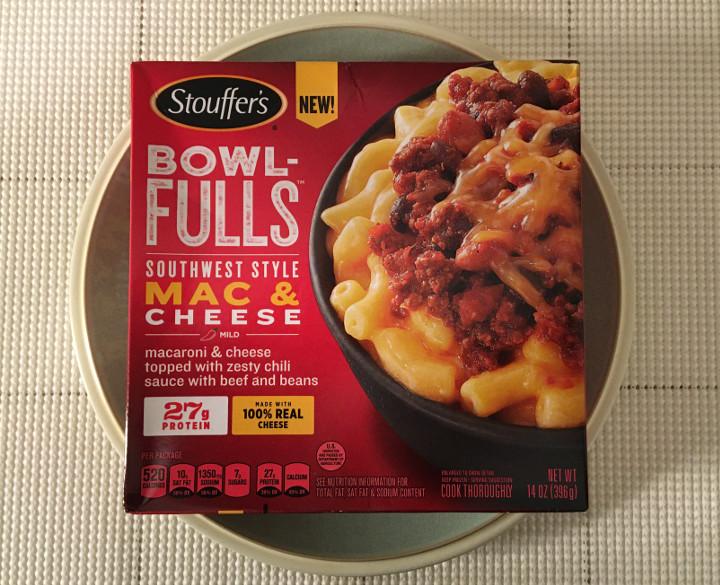 Stouffer's Bowl-Fulls: Southwest Style Mac & Cheese